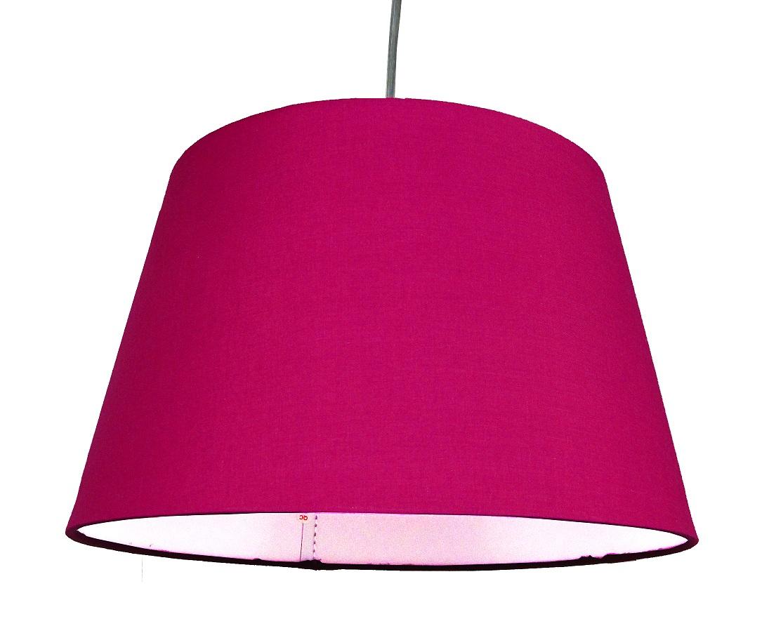 12 inch Drum Shade - Purple - Loxton Lighting